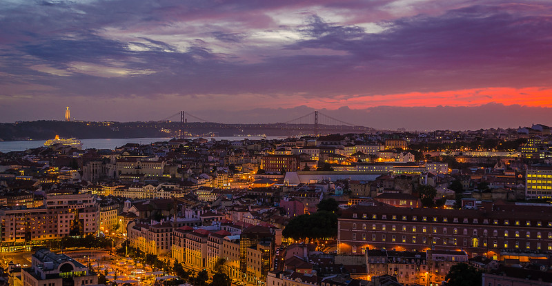 Best of Lisbon Viewpoints Photography 16 By Messagez com