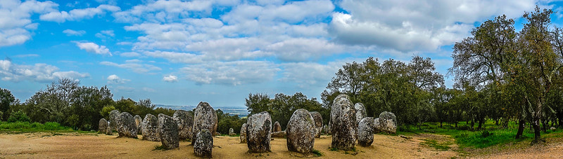 Portugal Cromlech of the Almendres Megalithic Magic Photography 34 By Messagez com