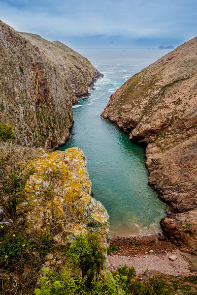 Berlenga Island  Portugal Landscape Photography 5 By Messagez com