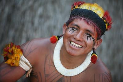 Xingu, Brazil August 2007