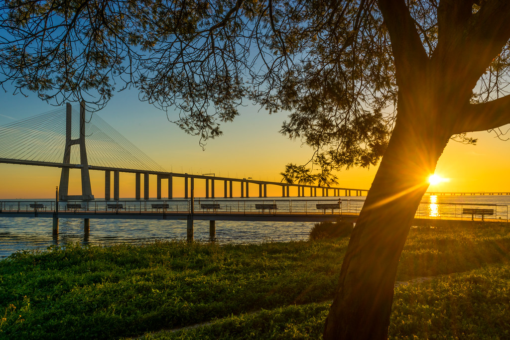 Portugal Lisbon Park of Nations Photography 6 at Sunrise Messagez com
