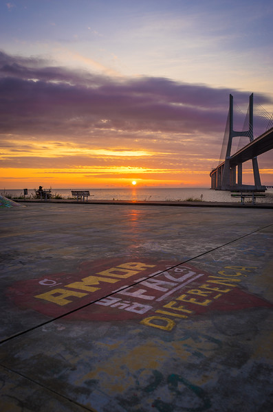 Original Golden Love Sunrise Photography by Messagez com