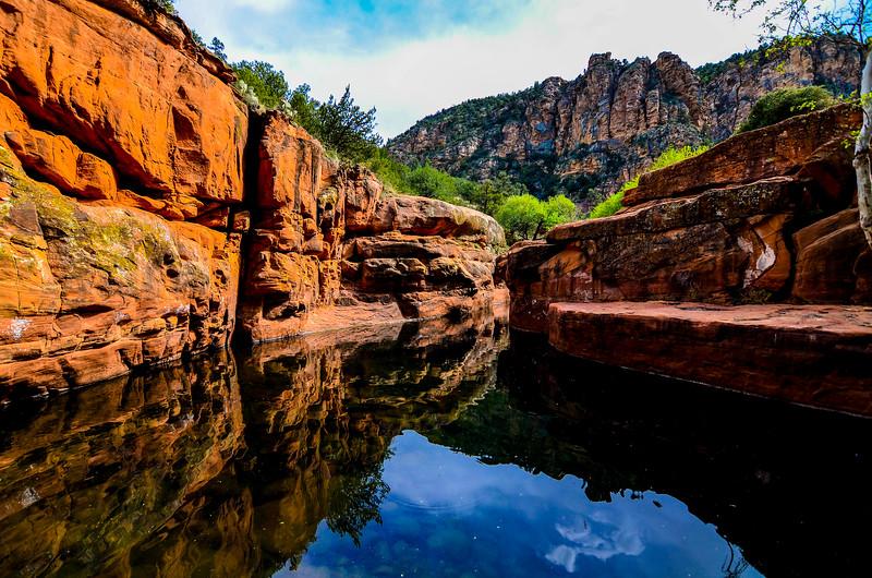 Wet Beaver Creek, Arizona