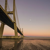 Another View at Lisbon Vasco da Game Bridge Photography 5 Messagez com