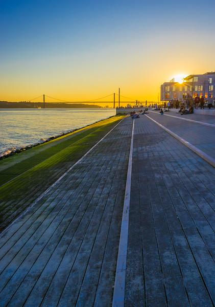 Original Portugal Lisbon Bridge Sunshine Photography 2 By Messagez com