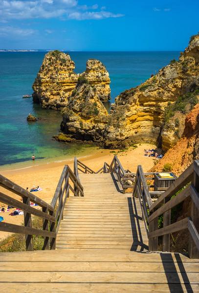 Camilo Beach in Lagos Algarve Photography 3 Messagez com