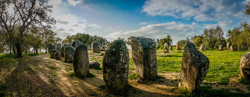 Portugal Cromlech of the Almendres Megalithic Magic Photography 26 By Messagez com