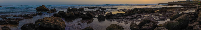 Portugal Coast Panorama Fine Art Photography 5 By Messagez