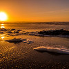 Portugal Guincho Beach at Sunset Photography 4 By Messagez com