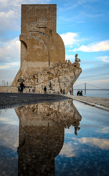 Portugal Lisbon Monument to the Discoveries Photography 3 By Messagez com