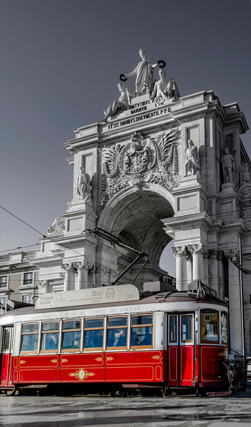 Original Magical Portugal Lisbon Tram Photography 4 By Messagez com
