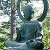 Buddha Statue in Japanese Gardens