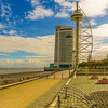 Original Expo Lisbon Tower Photography By Messagez com