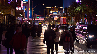 The Strip - Las Vegas, NV