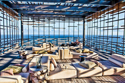 Kicking Back in Uluwatu