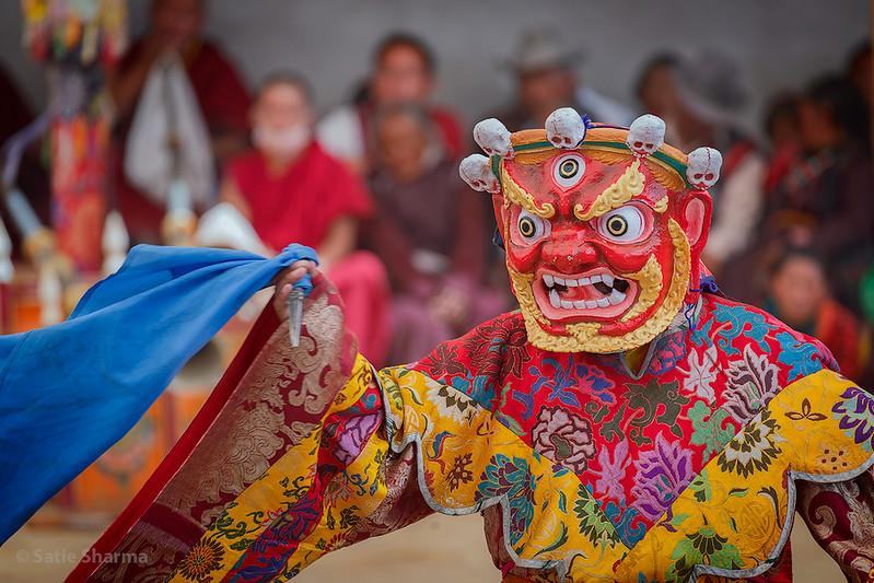 Ladakhi Mask Dance