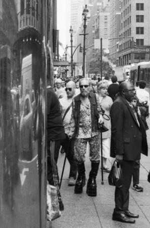 Taken on Analogue Film - New York City