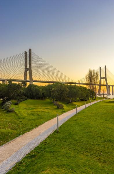 Portugal Lisbon Park of Nations Photography 2 at Sunrise Messagez com