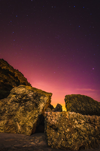 Portugal Coast Arrabida Night Sky Photography 6 By Messagez com