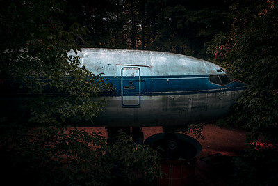 Airplane Home - Hillsboro Oregon