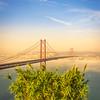 Original Lisbon 25th of April Bridge Landscape Photography 16 By Messagez com
