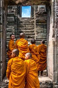 Monk Mystique