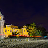 Lisbon Cascais By Night Art Photography By Messagez com