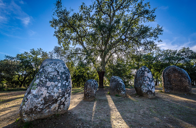 Portugal Cromlech of the Almendres Megalithic Magic Photography 4 By Messagez com