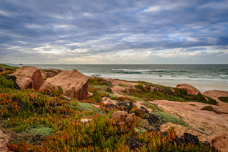 Portugal Peniche Baleal Beach Photography 5 By Messagez com