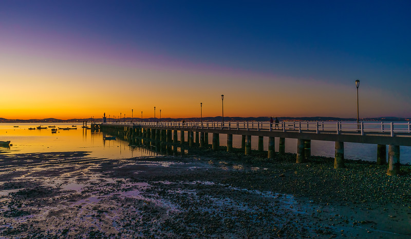 Portugal Alcochete Sunset Pier Photography 18 By Messagez com