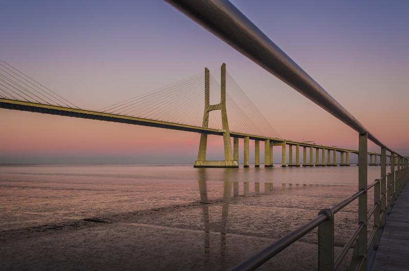 Different Perspective of Lisbon Bridge Photography Messagez com