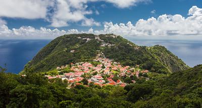 Windward Side, Saba