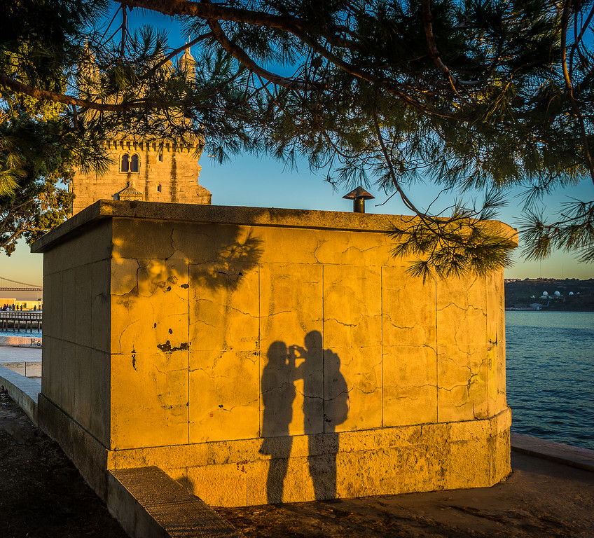 Lisbon Love Shadow Photography By Messagez com