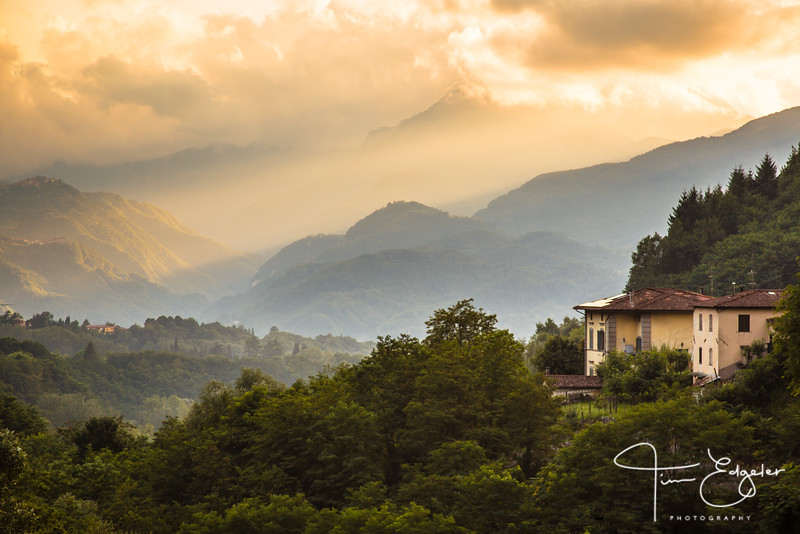 Dramatic Tuscany