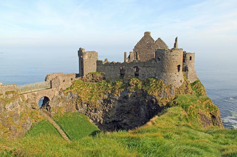 Dunluce Castle, N. Ireland.