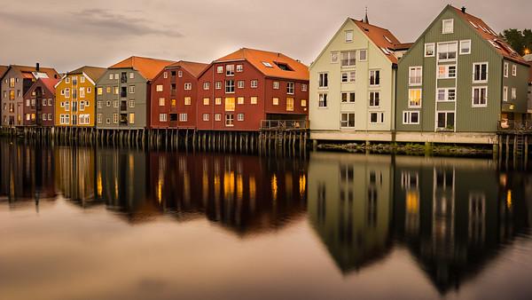 Bryggerekkene i Trondheim