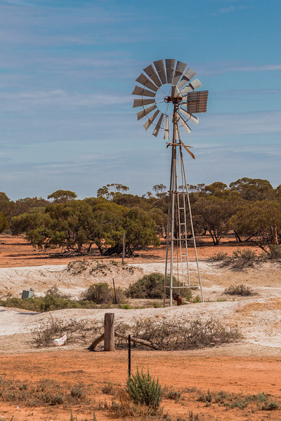 Outback Windmill