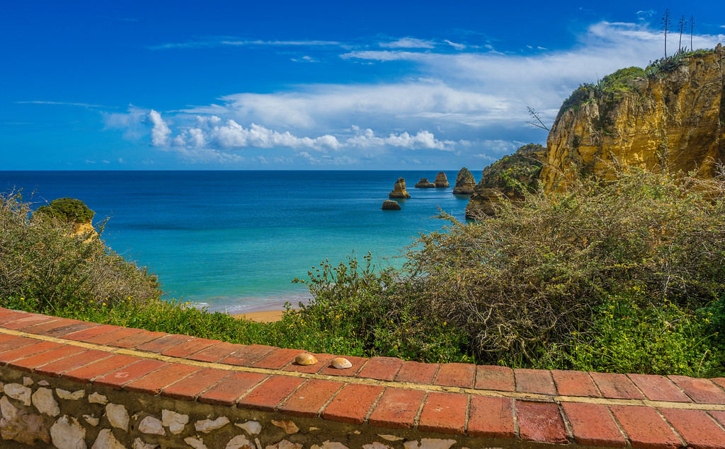 Algarve Portugal Magical Beach Photography 2 Messagez com