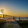 Original Lisbon Portugal Bridge Panorama Art Photography 35 By Messagez com