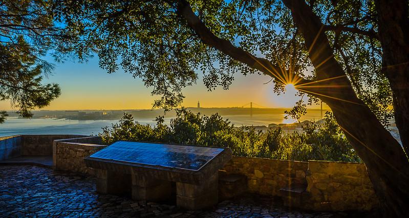 Original Portugal Lisbon Castle Photography 8 By Messagez com