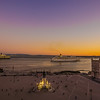 Lisbon Augusta Street Triumphal Arch Viewpoint Sunset Photography 10 By Messagez com