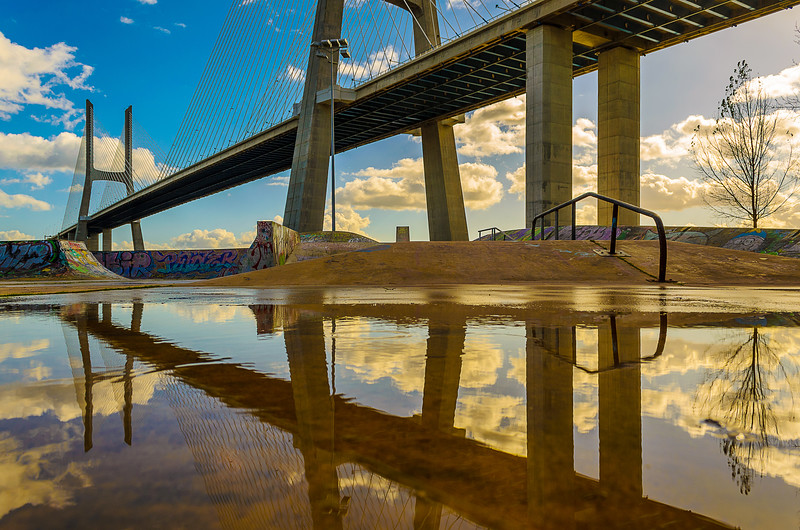 Original Portugal Bridge Art Photography 5 By Messagez com