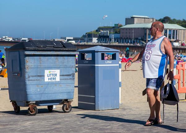 The Seaside at Weymouth - Leica Digital
