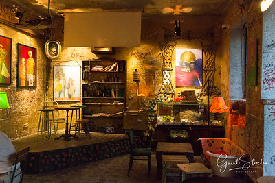 An extraordinay bar in Budapest