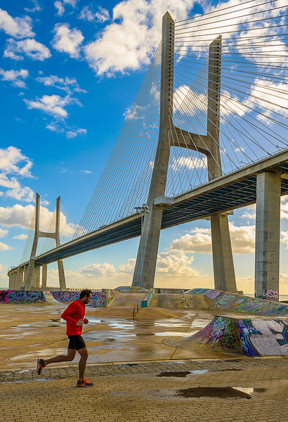 Original Portugal Bridge Art Photography 3 By Messagez com