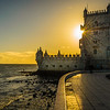 Original Portugal Lisbon Tower sunshine Art Photography 5 by Messagez com
