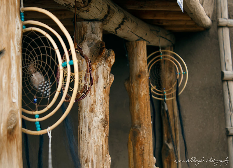Dream Catchers, Taos Pueblo, New Mexico