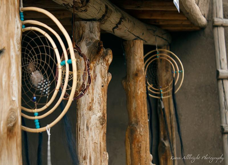 Dream Catchers, Taos Pueblo, New Mexico