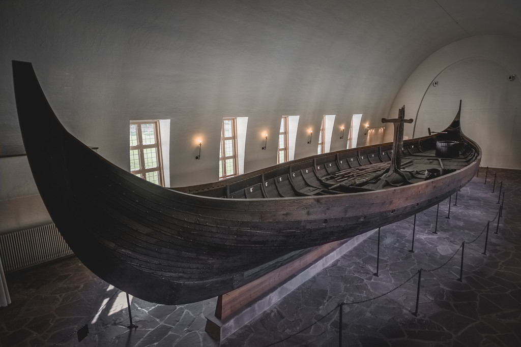 Gokstad Viking Ship