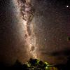 The Milky Way over Lizard Island, Australia